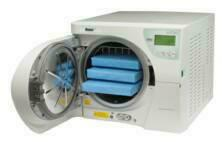 Tabletop Sterilizers with Flash Sterilizer Cycle